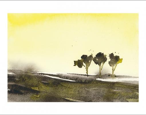 Kunstkort A6 Enghave