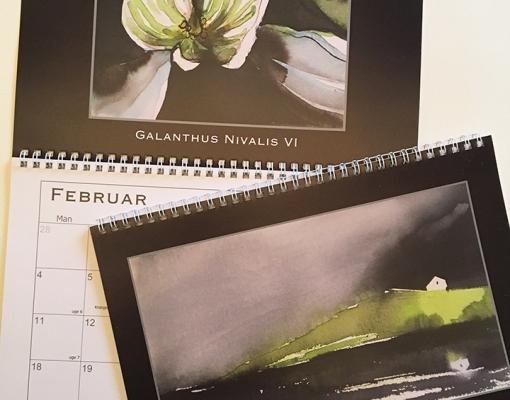 Art Calendar 2019